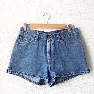 Levi's | JR. Vintage Light Wash Jean Shorts 7Jr